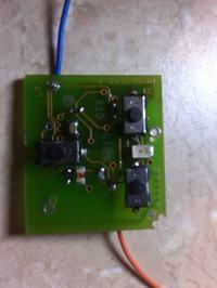 opel vectra c 1,8b - brak jednego elementy w pilocie centralnego zamka