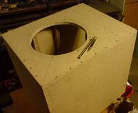 Subwofer na gdn 30/120/1 panel sub150