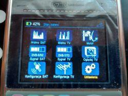 Dr.HD 1000 Combo - miernik DVB-S/S2+DVB-T do 1500zł z POLSKIM menu