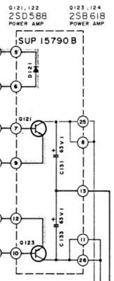 Technics SC01 wersja 110V - Przerobienie zasilacza z 110V na 220V