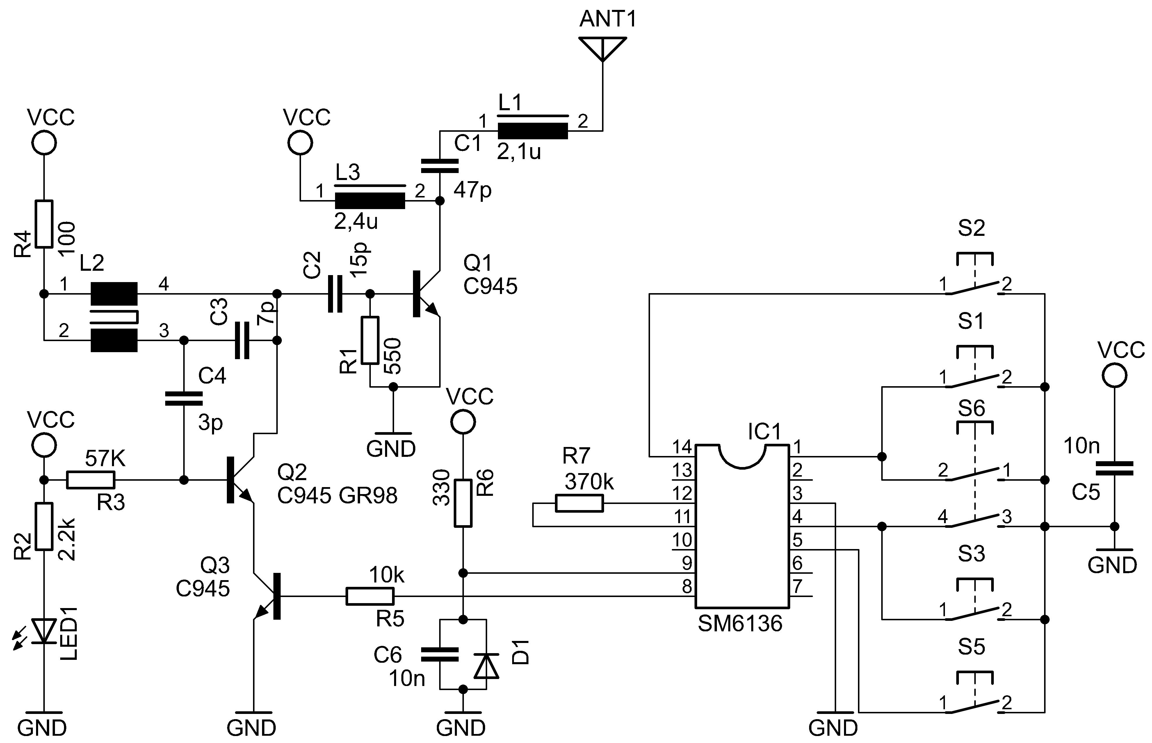 sm6136b pdf
