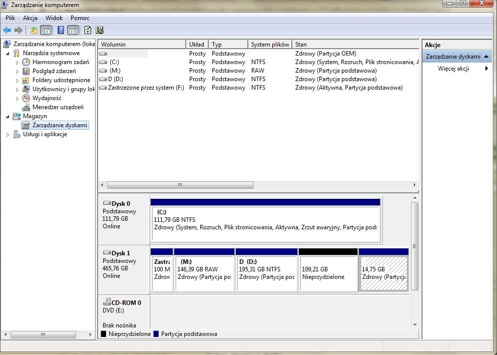 WD 500GB - Zewn�trzny dysk nie da si� otworzy�
