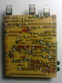 Sterownik oświetlenia LED oraz halogenowego w pomieszczeniu by Narasta