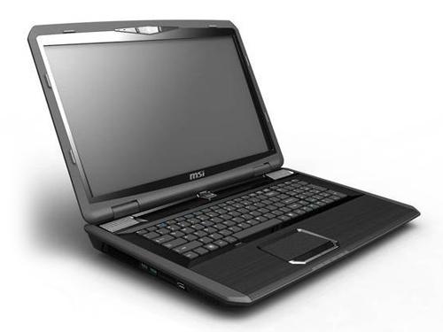 MSI GT780R - nowy notebook dla graczy z i7-2630QM i GeForce GT 560
