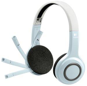 """Bezprzewodowy zestaw słuchawkowy Logitech """"Wireless Headset for iPad"""""""