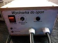 Wycinarka bie�nika do opon ci�arowych