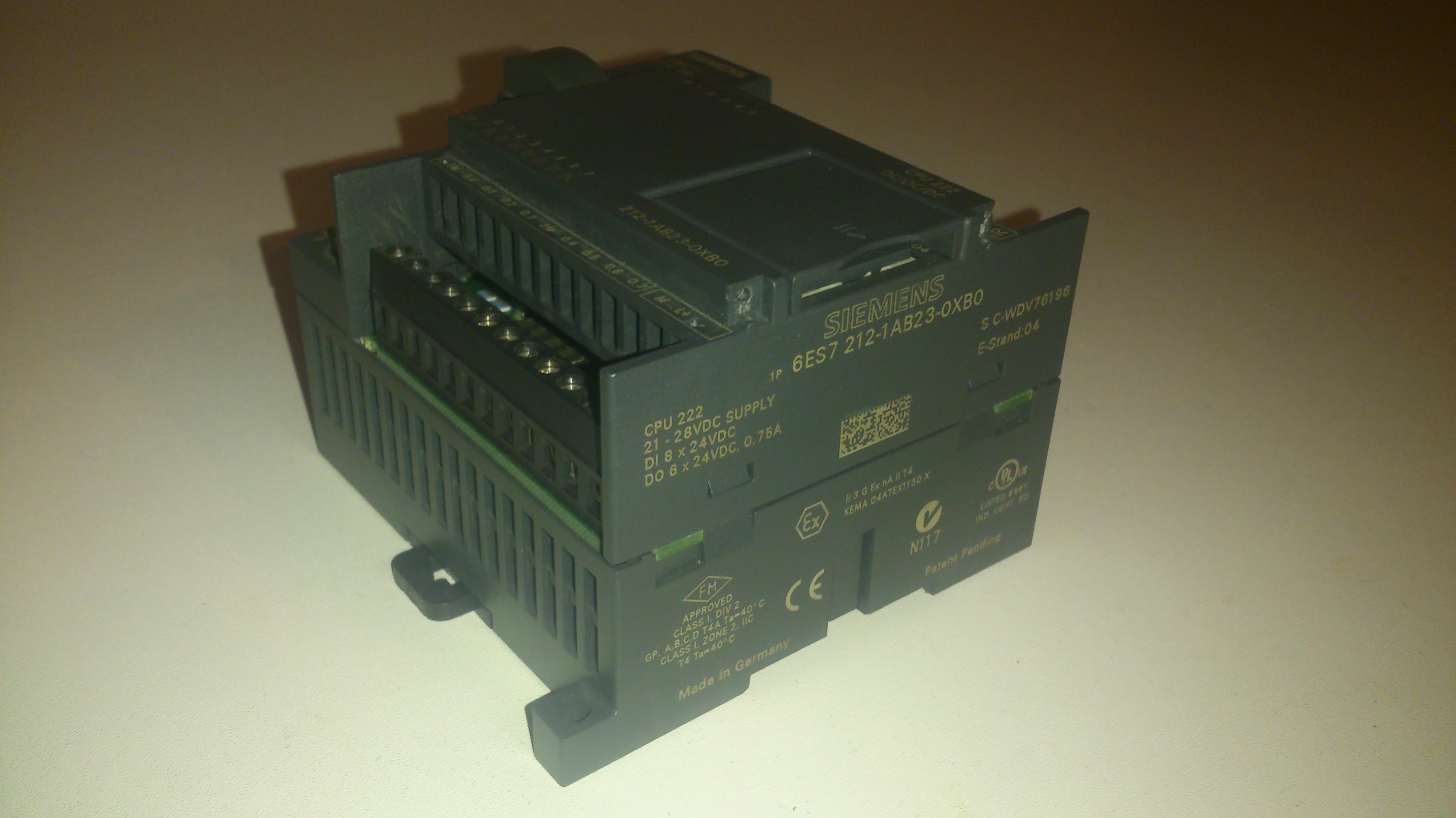 [Sprzedam] Siemens S7-200 CPU222