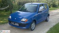 Fiat Seicento 900cm 2000r potrzebny + po stacyjce
