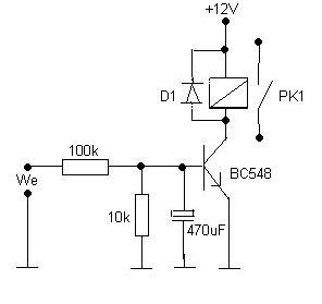Najprostszy przerywacz (schemat, zdjęcia)