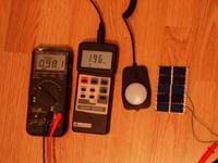 Fotoogniwo i ładowanie akumulatorków-niskie napięcie