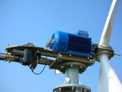Budowa elektrowni wiatrowej-aerodynamika,mechanika,przep