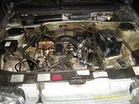 Przekładka silnika z renault 19 do peugeota 405