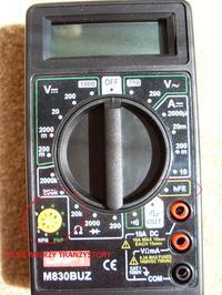 Diora AWS 307 - transformator nie buczy