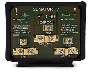Jak połączyć komp+tuner sat+tv naziemna