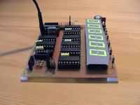 Miernik częstotliwości TTL/CMOS