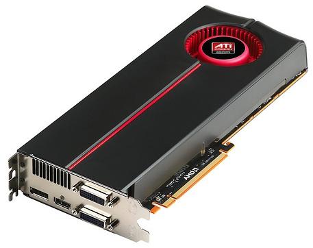 Karta graficzna ATI Radeon HD 5830