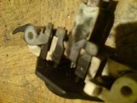 wymiana szczotek w alternatorze