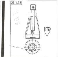 Wymiarowanie rysunków - grafika inżynierska