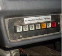 "Mercedes 308 ""pocztówka"" automat-szukam schematu"