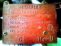 Pralka Polar Aretuza PDG 385 - zwarcie