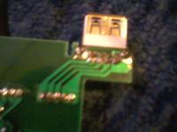 Czy taką płytkę można zastosować jako przedłużacz USB?
