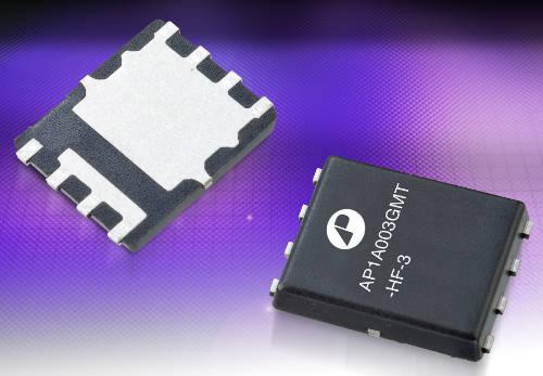 Tranzystor mocy MOSFET z ultra nisk� rezystancj� w stanie za��czenia
