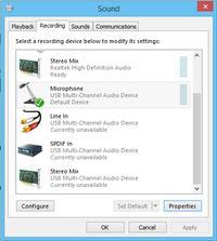 Headset Natec Genesis HX77 - niedzia�aj�cy mikrofon Win 8.1