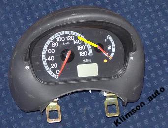 Seicento 1.1 - wskaz�wka paliwa zg�upia�a