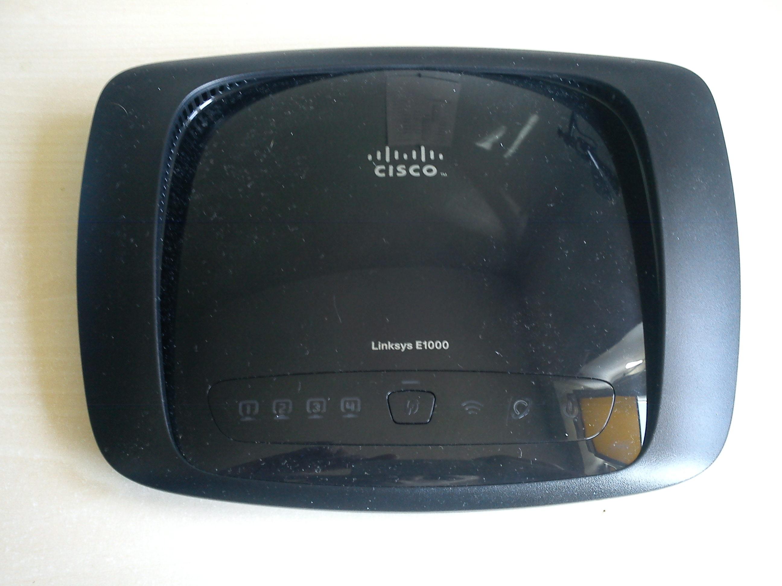 Sprzedam Router Linksys E1000 Cisco Wireless N