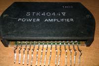 Diora 504B - Końcówki mocy STK
