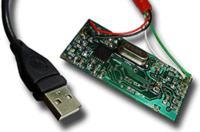 Bezprzewodowy, sprzętowy keylogger