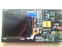 [ATmega32][C] LCD Nokia 6100/6610 -> KAmodTFT2