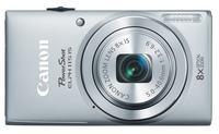 Canon PowerShot ELPH 115 IS - niedrogi aparat 16 Mpix i 8x optyczny zoom