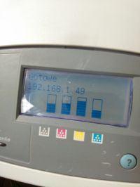 HP Color LaserJet 4650 PCL 5c - Nie drukuje czerwonego koloru