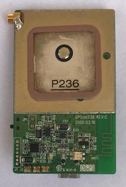 GPS do NIKONA na bazie Holuxa GPSlim 236