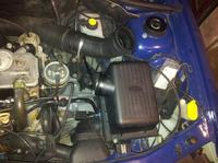 Webasto Thermo top Z w Ford Orion 1,8D 1992r.