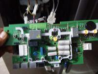 Whirlpool Ikea CFS801S - Lodówka dwudrzwiowa whirlpool chłodzi piszczy, miga