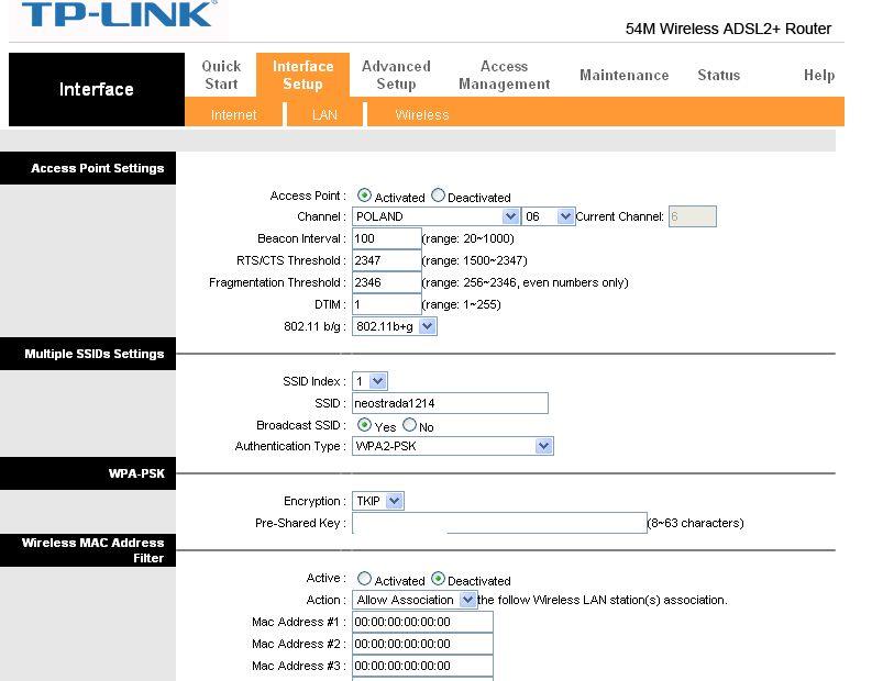 pobieranie adresu sieciowego, brak po�aczenia, laptop dell d610