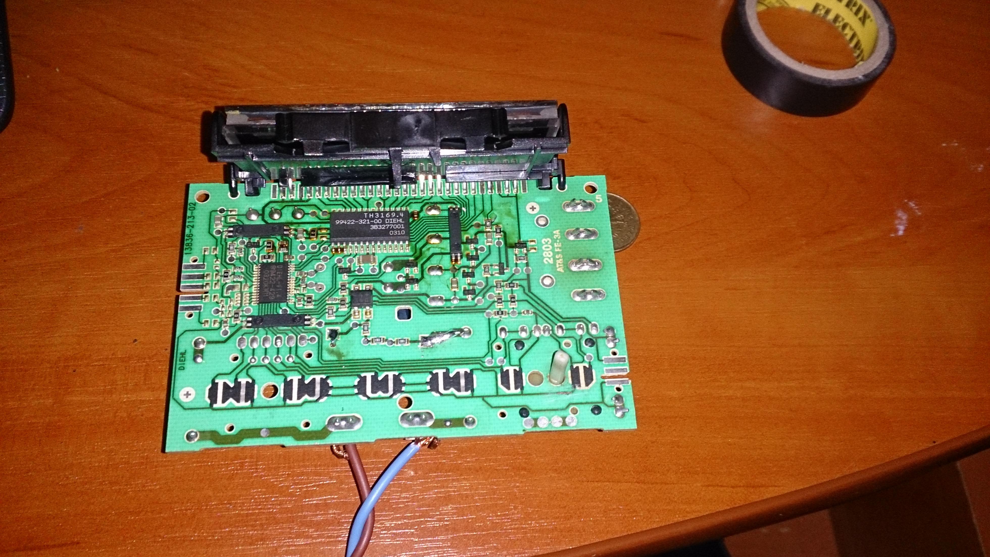 Uszkodzony programator kuchenki - Amica - Porady przy naprawie