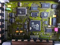 BMW E34 - Sterownik silnika Simens DME MS41.0 odczyt pamięci.