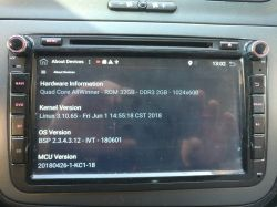 Radio android - Radio 2 din android włącza się na chwilę i gaśnie