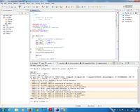 Wyświetlanie napisów na LCD - błąd przy kompilacji programu