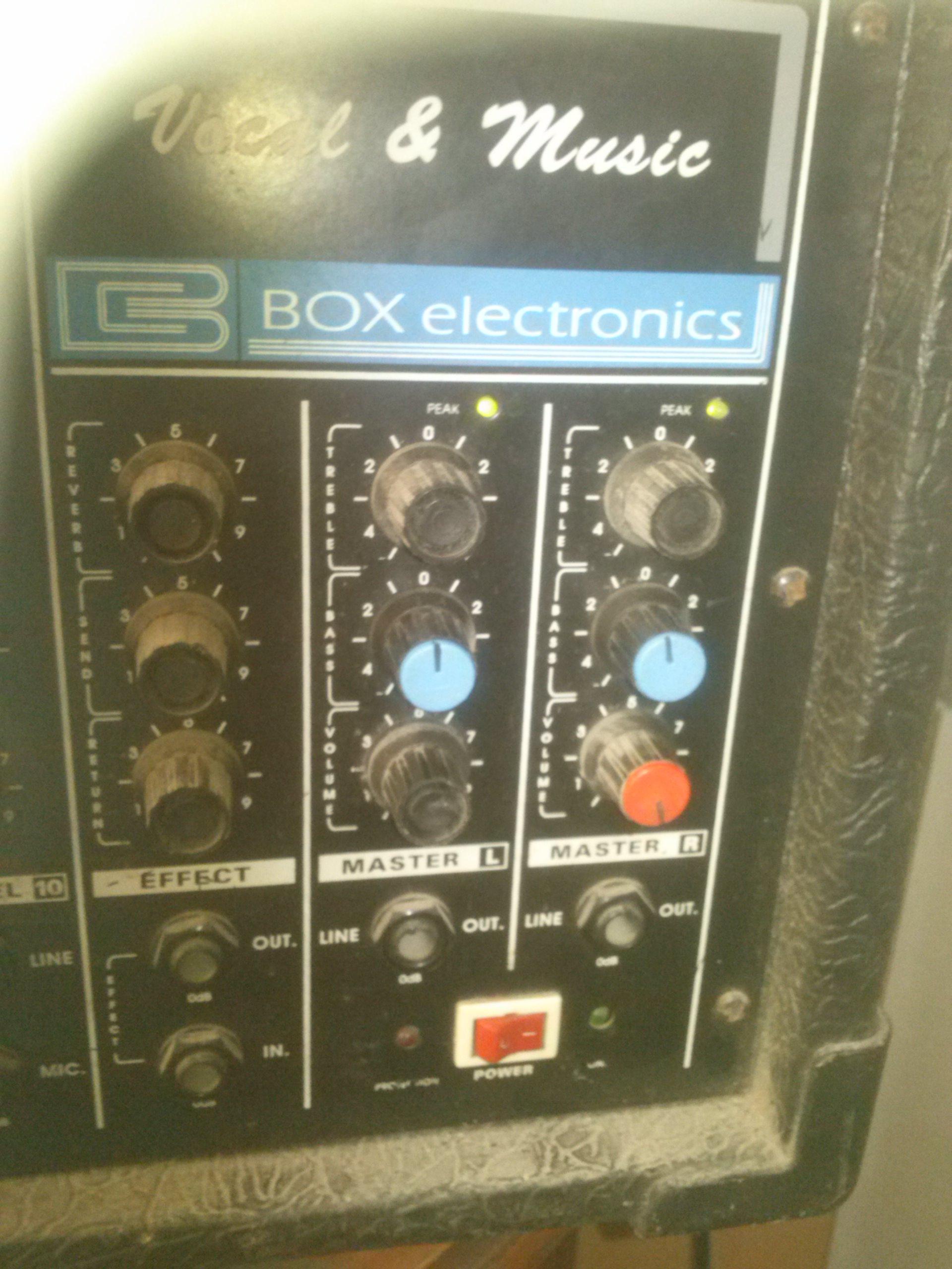 [Sprzedam] Powermixer BOX SPM200 do naprawy 200z� - przesy�ka kurierska GRATIS