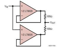 Równoległe łączenie wzmacniaczy operacyjnych poprawia wydajność prądową