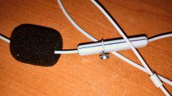 Zalman ZM-MIC1 - Przełożenie mikrofonu do słuchawek ze smartfona