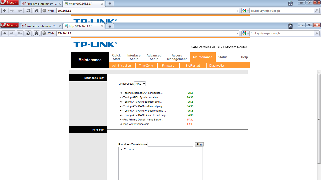 how to change dns tp link