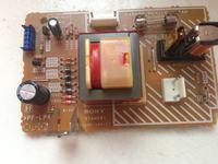 Sony str-ksl5 - Nie działa płytka standby nie włącza zasilania proszę o radę
