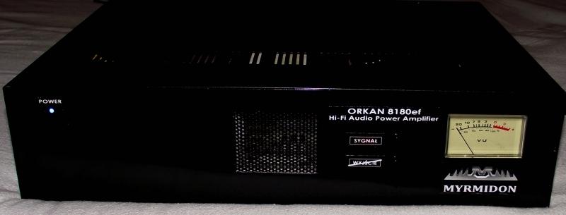 Monofoniczna ko�c�wka mocy 180W/8ohm - ORKAN8180ef