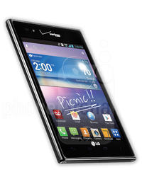 LG Intuition - smartphone z 5-calowym ekranem IPS, Android 4.0 i LTE