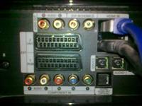 Podlączenie głośników komp. do Tv LCD